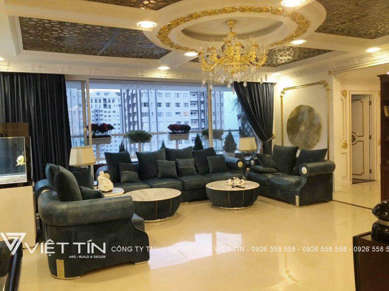 Du An Can Ho Chung Cu V3 Sunrise City 1
