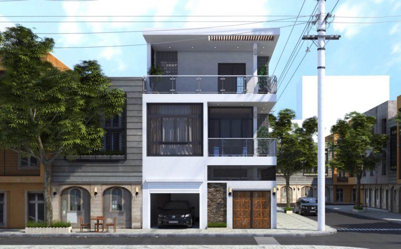 Những kinh nghiệm gia chủ cần biết khi thiết kế nội thất nhà phố
